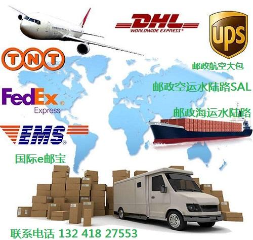 国际运输包裹渠道选择