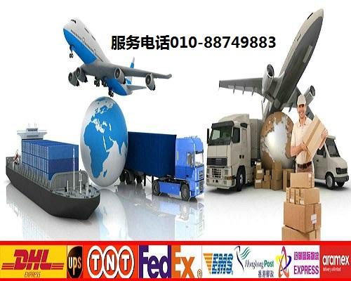 国际件进出口服务