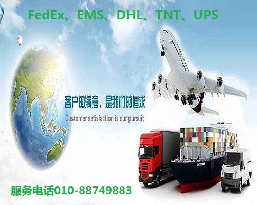 国际货运进出口业务