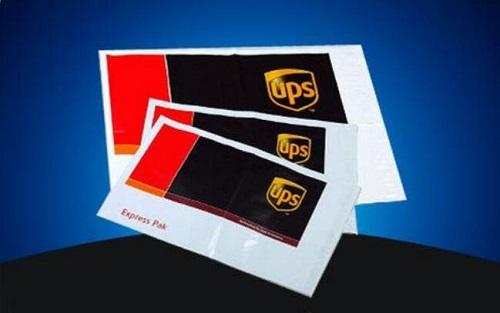 UPS国际文件运输