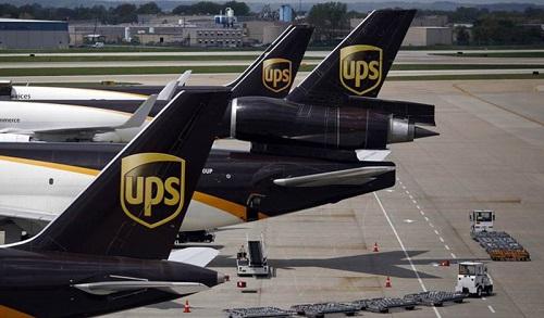 UPS寄件